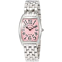 [フランクミュラー]FRANCK MULLER 腕時計 トノウカーベックス レディース 1752QZ OAC 1752QZ OAC レディース 【並行輸入品】