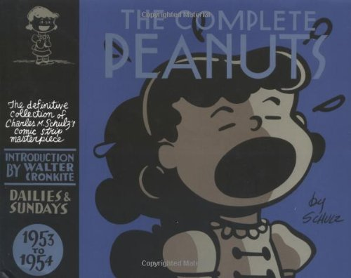 The Complete Peanuts 1953-1954の詳細を見る