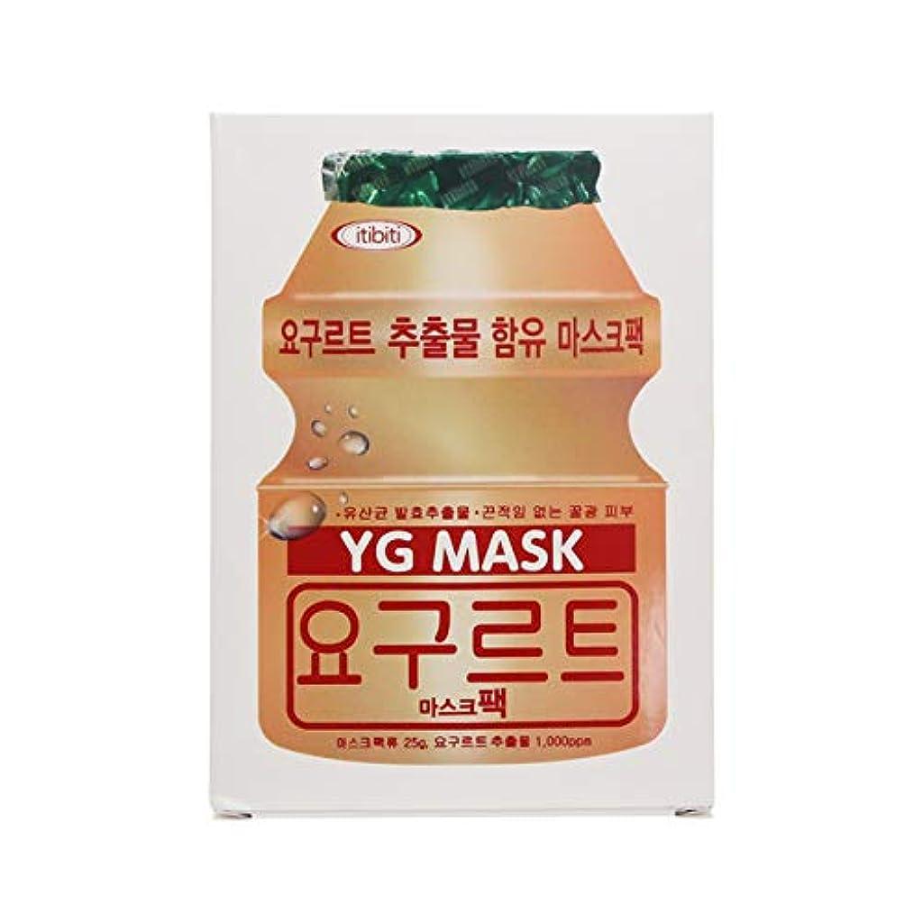 スキーム歩き回る優雅なYGマスク 25g×10枚