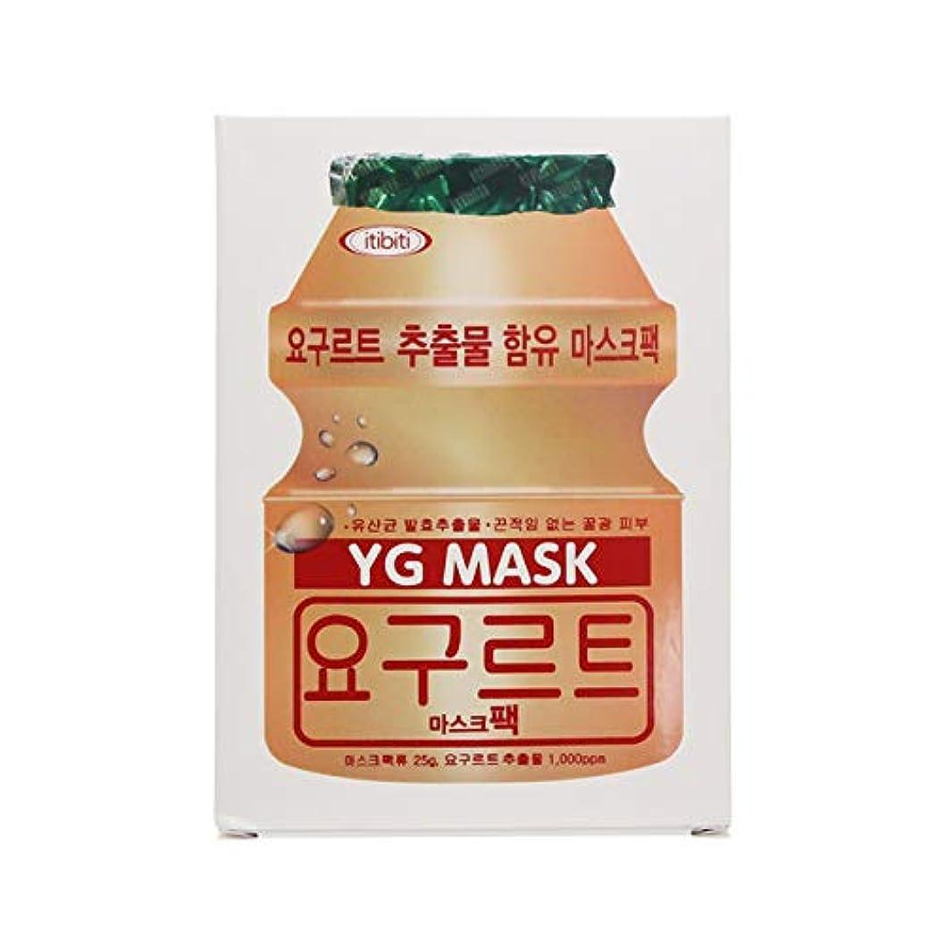 被る認証すぐにYGマスク 25g×10枚