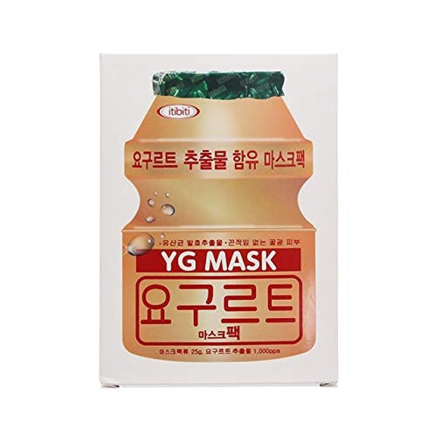 ミニチュアセイはさておき誘導YGマスク 25g×10枚