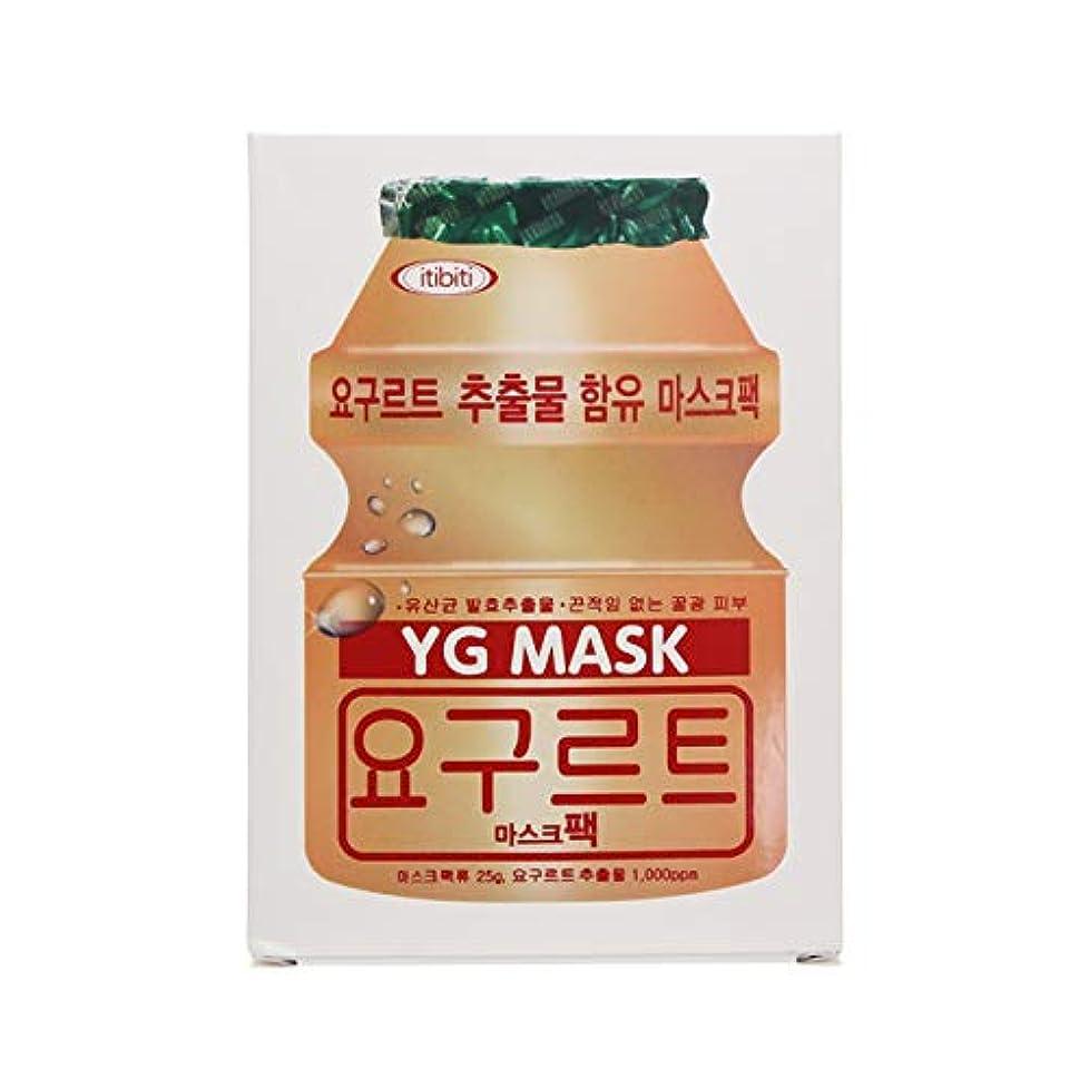 リスナーデッド義務的YGマスク 25g×10枚
