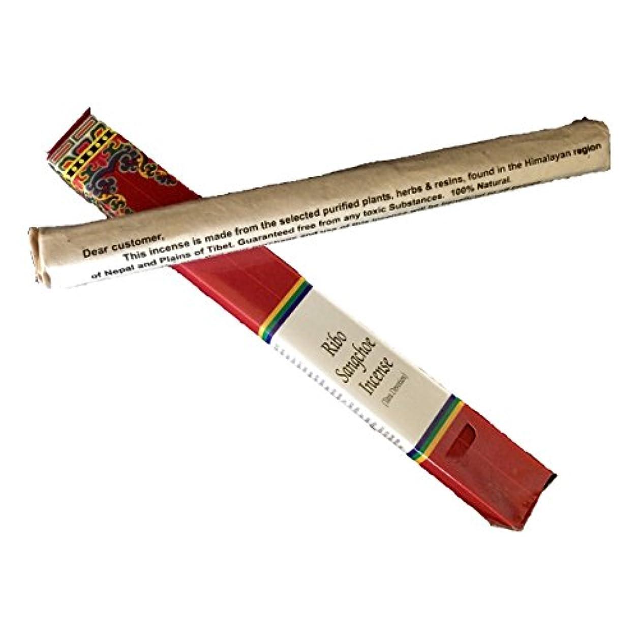 刻む舞い上がる織るチベットTara Devotion ( ribo Sangtsheo ) Incense、8.5