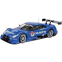 エブロ 1/18 CALSONIC IMPUL GT-R SUPER GT500 2014 Rd.2 Fuji No.12 完成品