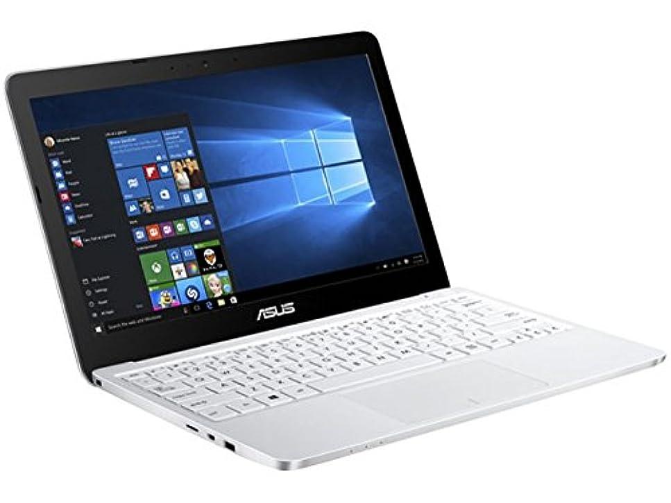 急襲フック綺麗なASUS VivoBook R209HA R209HA-FD0048T ホワイト