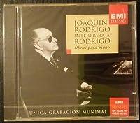 Rodrigo Piano Works