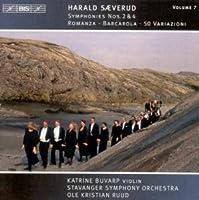 セーヴェルー:交響曲第2番 Op.4(1934年版) 他 [Import]