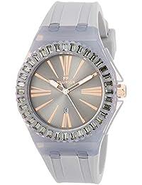 [フォリフォリ] 腕時計 RAINBOW TIME WATCH WF19P009ZDA-GA レディース 正規輸入品 グレー