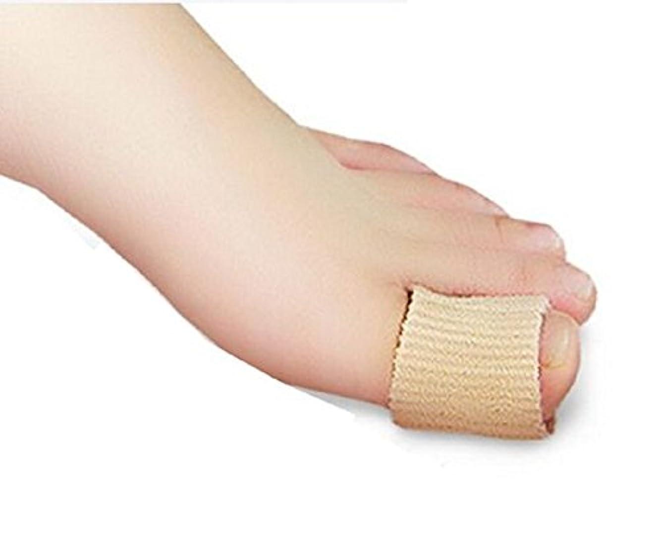 対オリエンテーションラベルI BECOME FREE 足指保護パッド 手の指 突き指 足まめ マメ 水虫 腫れ 内部のジェルで優しく包みます
