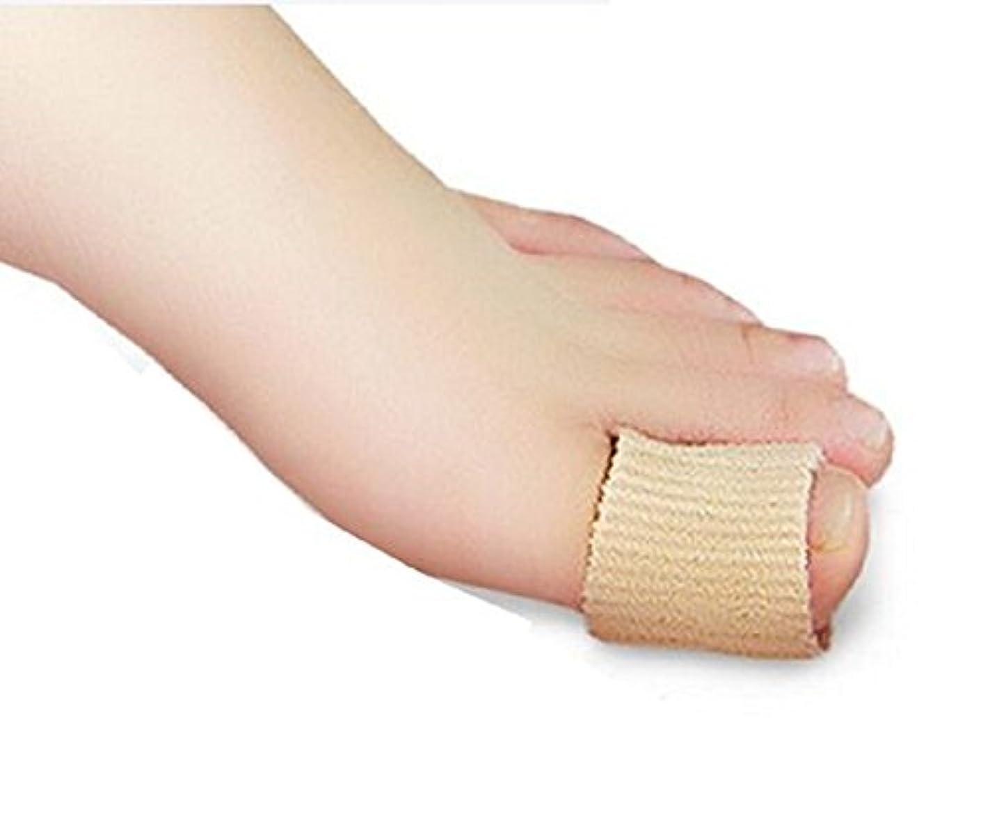 弱める数学先住民I BECOME FREE 足指保護パッド 手の指 突き指 足まめ マメ 水虫 腫れ 内部のジェルで優しく包みます