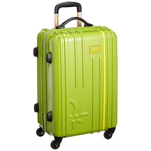 [ベネトン] BENETTON BENETTON ベネトン Trolly Bag 56 トローリーバッグ 2BE6-56H Green (グリーン)