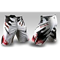 PunchTown Farkas EX MMA Fight Shorts – Dead Ice ( XLサイズ38 – 40