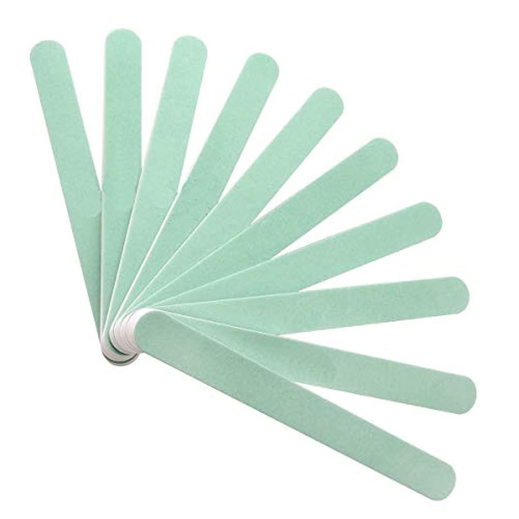 10本入バッファーグリットバッファー爪 磨き ネイルシャイナー ネイルをつやつやにスポンジファイルソフトファイル