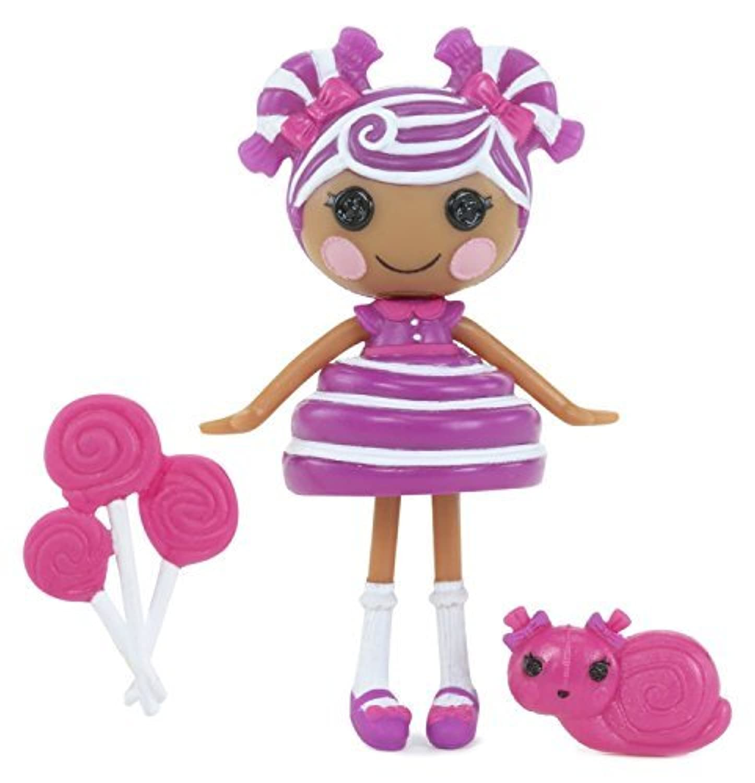 Lalaloopsy Sugary Sweet Mini Doll- Grapevine Stripes by Lalaloopsy [並行輸入品]