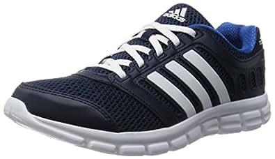 [アディダス] adidas ランニングシューズ Freshbreeze 101 2 AF5339 AF5339 (カレッジネイビー/ランニングホワイト/イーキューティーブルーS16/25.0)