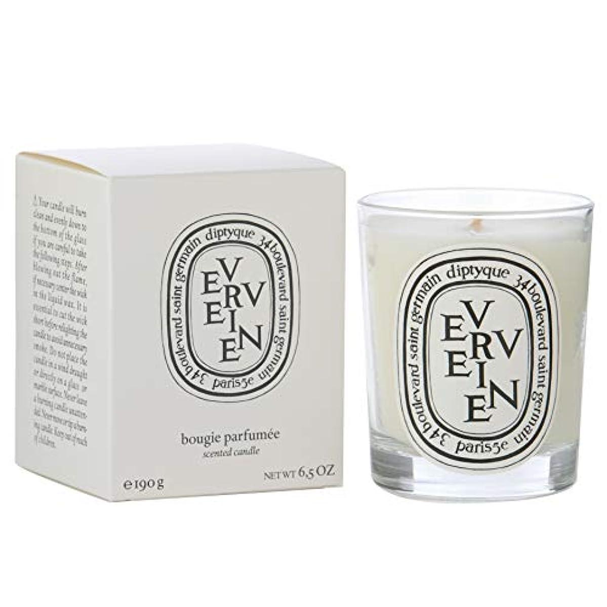 検閲観客する必要がある[Diptyque] Diptyque Verveine香りのキャンドル190グラム - Diptyque Verveine Scented Candle 190g [並行輸入品]