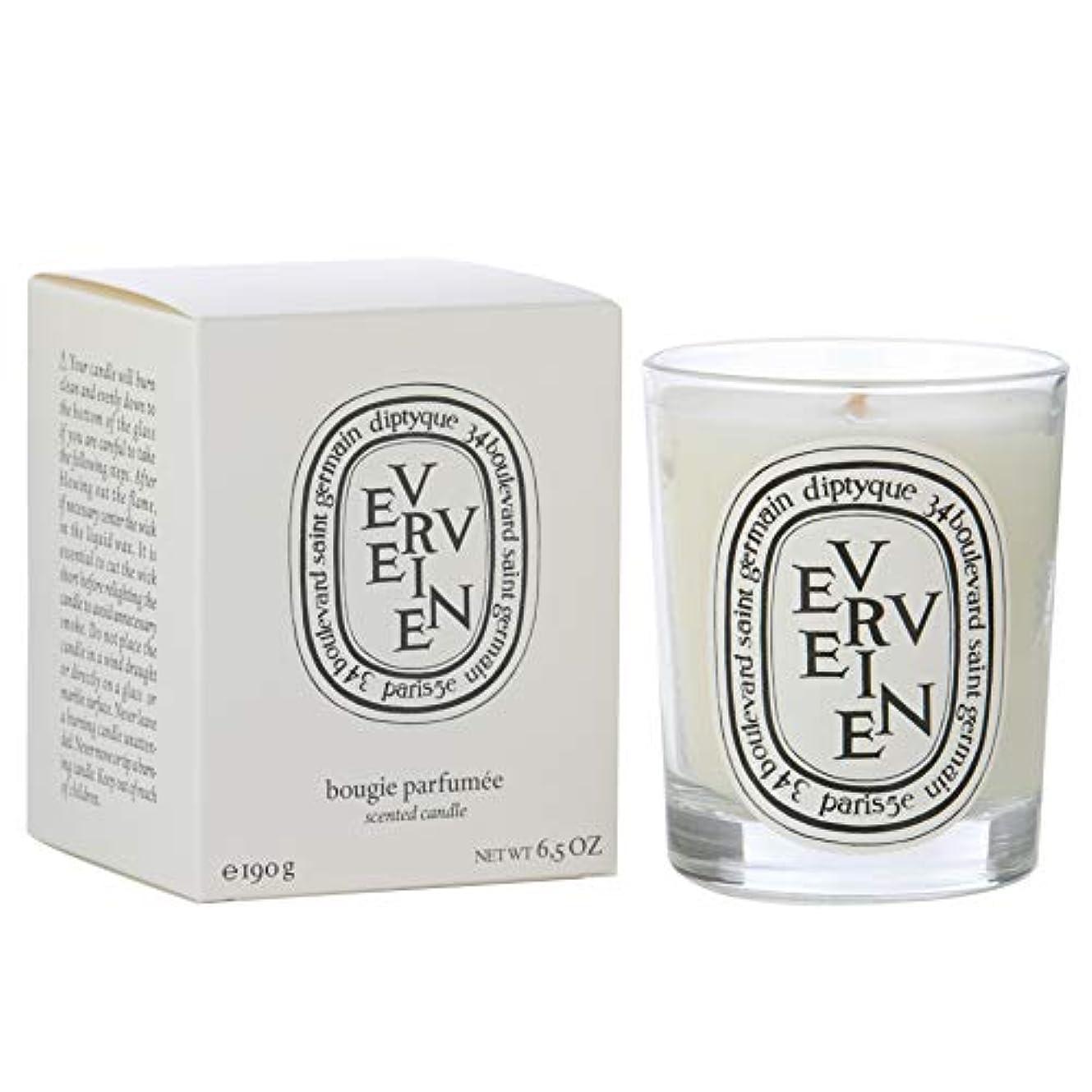 道路鮮やかな共同選択[Diptyque] Diptyque Verveine香りのキャンドル190グラム - Diptyque Verveine Scented Candle 190g [並行輸入品]