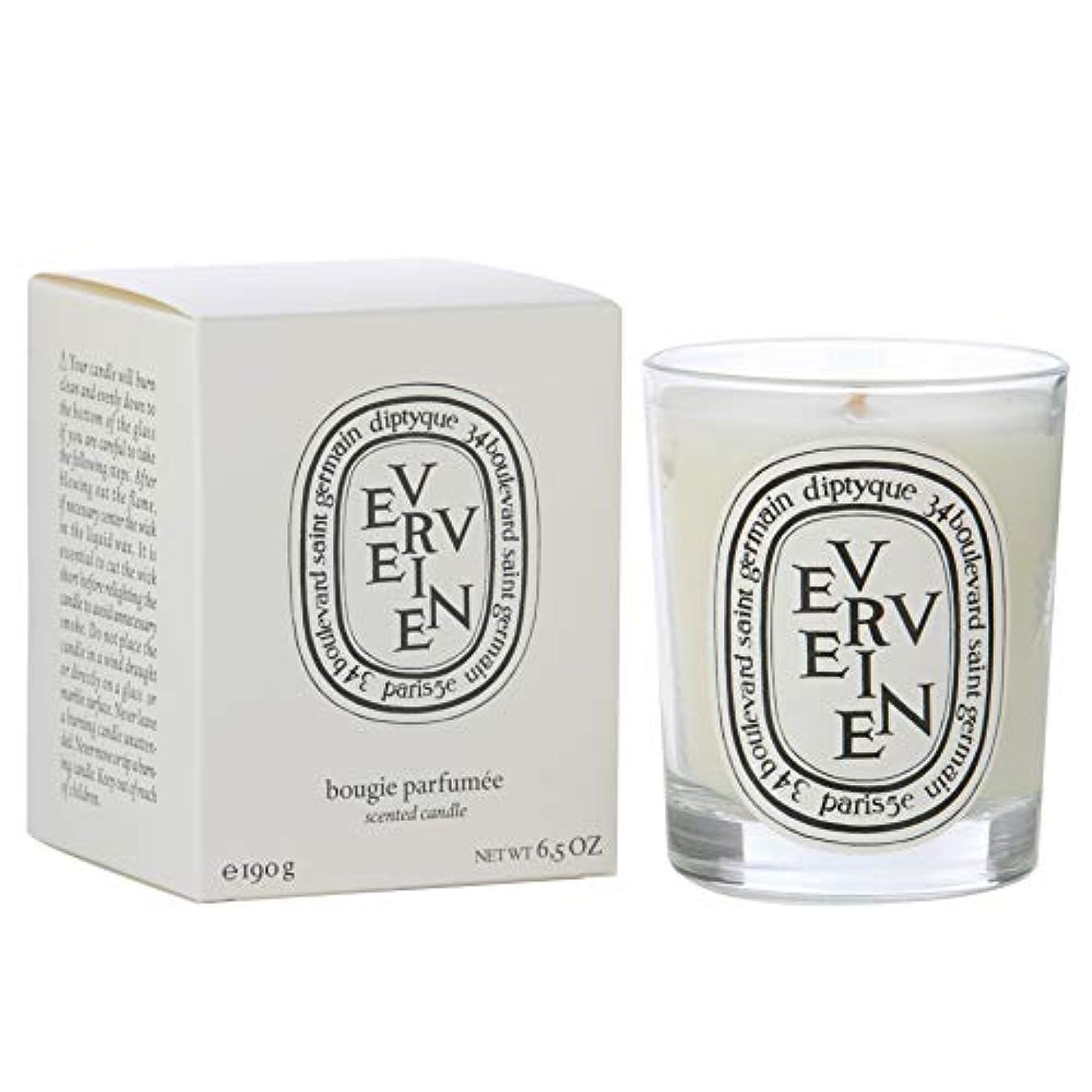 細部絶えずいとこ[Diptyque] Diptyque Verveine香りのキャンドル190グラム - Diptyque Verveine Scented Candle 190g [並行輸入品]