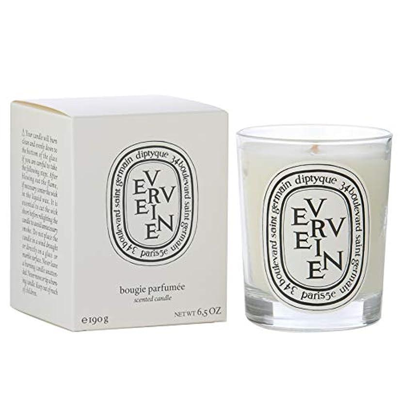 優しいチェスをする広々[Diptyque] Diptyque Verveine香りのキャンドル190グラム - Diptyque Verveine Scented Candle 190g [並行輸入品]