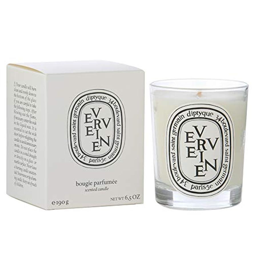 投票科学的着替える[Diptyque] Diptyque Verveine香りのキャンドル190グラム - Diptyque Verveine Scented Candle 190g [並行輸入品]