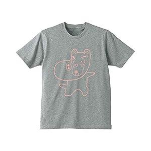 ポプテピピック Tシャツ みんなのカバャピョ レディース Mサイズ
