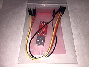 (CP2102)IchigoJam用USBシリアルモジュール [並行輸入品]