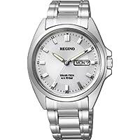 [シチズン]CITIZEN 腕時計 REGUNO レグノ ソーラーテック スタンダード デイ&デイトモデル KH5-714-91 メンズ