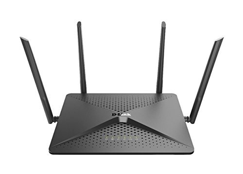 D-Link EXO AC2600 MU-MIMO Wi-Fi Router ? 4K Streaming and Gaming With USB Ports (DIR-882) [並行輸入品]