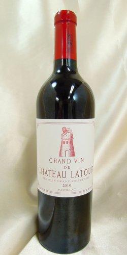 Ch. Latour シャトーラトゥール 2010