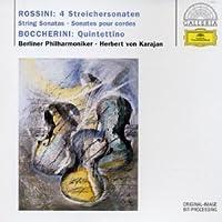 Rossini;Four String Sonatas