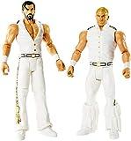 WWE シリーズ # 54 タイラー ブリーズ&ファンダンゴフィギュア 2パック FMF86