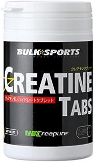 バルクスポーツ クレアチン モノハイドレート 375タブレット(4,800mg x 31食分)飲みやすい錠剤タイプ Creapure