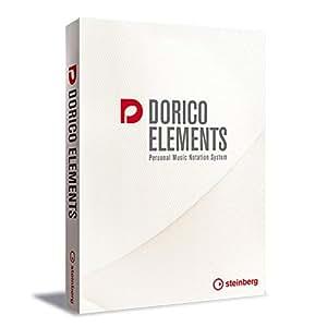 Steinberg スタインバーグ 楽譜作成ソフト Dorico Elements 通常版