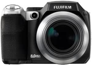 FUJIFILM デジタルカメラ FinePix (ファインピクス) S8000fd 800万画素 光学18倍ズーム FX-S8000FD