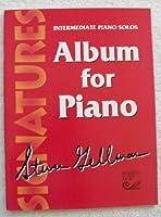 Album for Piano Intermediate Piano Solos