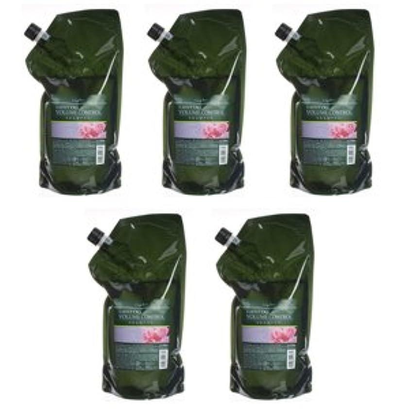 舗装する窒素ホステス【X5個セット】 ナプラ ケアテクトOG シャンプーVC 1200ml リフィル