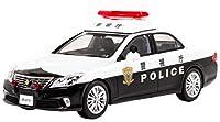 RAI'S 1/18 トヨタ クラウン (GRS200) 2011 警視庁地域部自動車警ら隊車両 (110) 完成品