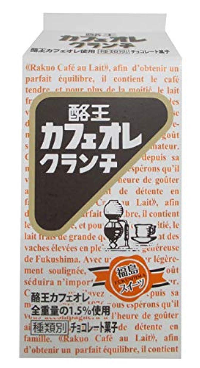 したいぬれた見つけた酪王カフェオレクランチ小(5個入)