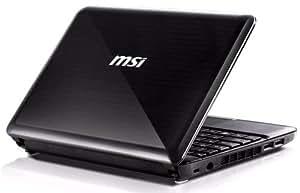 【Amazon限定】 MSI Wind U135シリーズ 10インチワイド液晶 NETBOOK ブラック U135-1429JPA