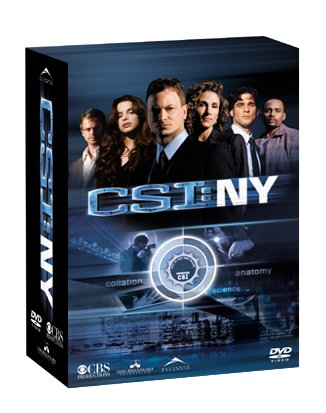 CSI:NY シーズン1 コンプリートBOX-2 [DVD]の詳細を見る