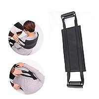 転位移動補助ベルトを回転させるための移動ベルト - 患者持上げスリング - 移動ボードスライドシート,Large
