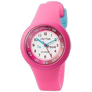 [カクタス]CACTUS キッズ腕時計 10気圧防水 ピンク CAC-92-M55 ガールズ 【正規輸入品】