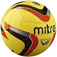 MITRE Ballon de football Max V12 Fluo, 4