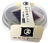 徳島産業 金沢兼六庵加賀棒茶プリン 115g×6個