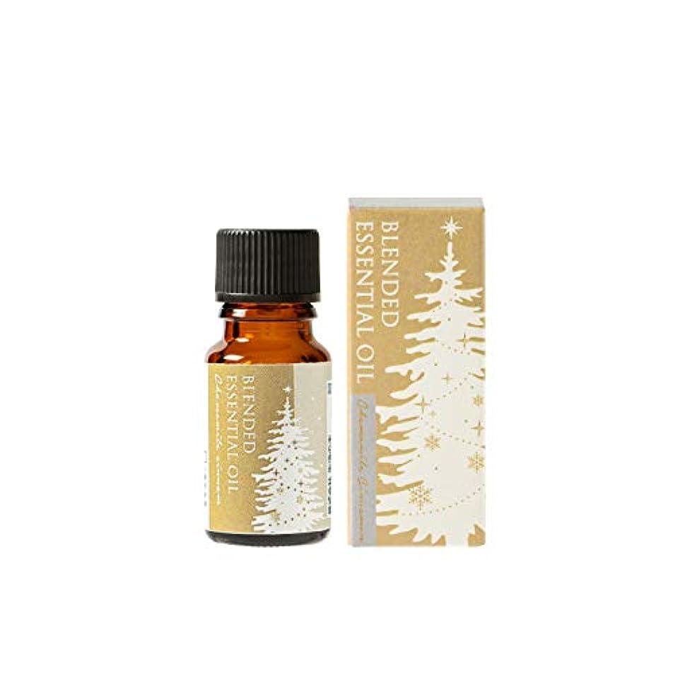 インド慣れている怖がって死ぬ生活の木 ブレンド精油 カモマイルシナモン 10ml