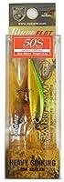 ジップベイツ ミノー リッジフラット 50S 55mm 5.3g ゴールデングリーン #411 ルアー