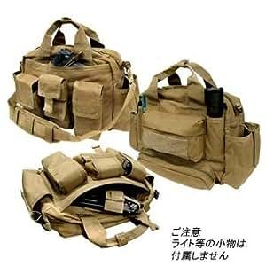 CONDOR(コンドル) タクティカルギア 136 タクティカルレスポンスバッグ TAN