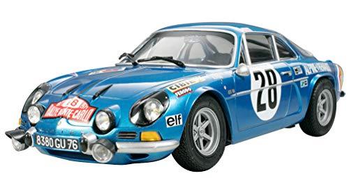 1/24 スポーツカー No.278 1/24 アルピーヌ ルノー A110 モンテカルロ '71 24278