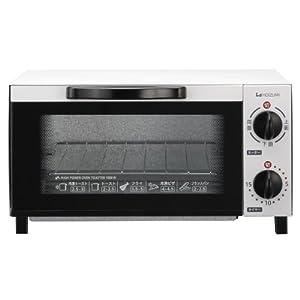 コイズミ オーブントースター ホワイト KOS-1012/W