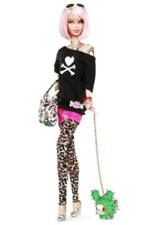 Barbie(バービー) Collector - Tokidoki Barbie(バービー) Doll - Gold Label ドール 人形 フィギュア(並行輸入)